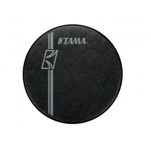 "Tama BK22BMFH - Pelle Risonante grancassa 22"" - Nero Vintage Fiber Laminated - Con Logo Tama"