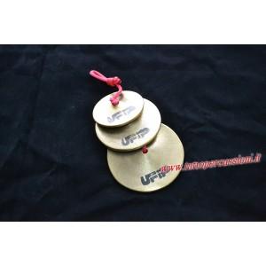 UFIP PE3DISC - Tre dischi in Bronzo