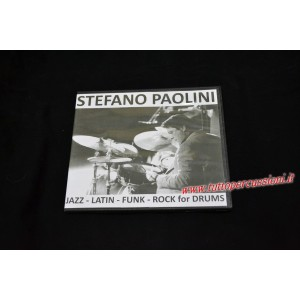 Jazz Latin Funk Rock for Drums - Editing by Stefano Paolini