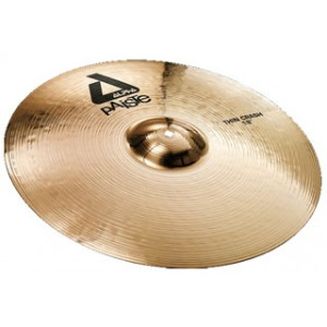 Paiste Alpha Rock Crash Brilliant 16""