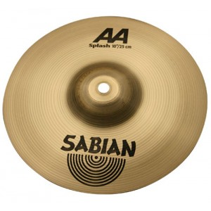 Sabian AA splash 10 Brilliant