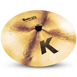Zildjian K Dark Thin Crash 19