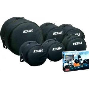 Tama DSB62S - Set completo borse per batteria 6 pezzi - Shell kit standard