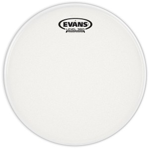 Evans E10J1 - J1 Etched Level 360 Coated (Sabbiata) 10""