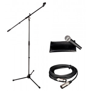 GEWA Microfono Alpha Audio Stage Set