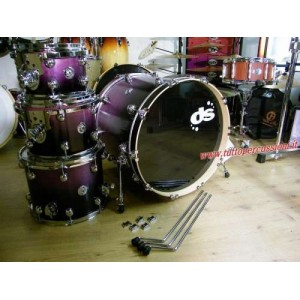 DRUM SOUND EVOLUTION Set colore Lilla Fade (4 fusti)