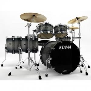 Tama Performer B/B Hyper Drive Kit PL62HXZ2-DSD Colore Dark Stardust Burst (6 Fusti)