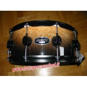"Pacific Drums by DW SXE Charcoal Fade 14""x6"""