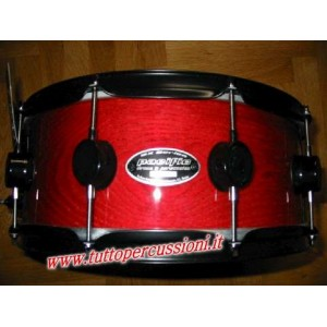 "Pacific Drums by DW SXE Red Matte Finish 14"" x 5,5"""