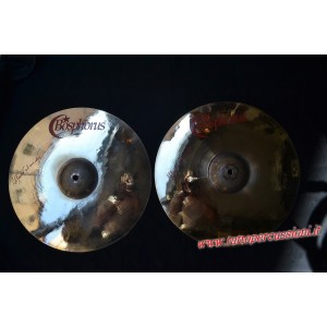 "Bosphorus Signature Alfredo Golino Hi Hat 14"" - EX DEMO"