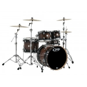 PDP BY DW CONCEPT MAPLE SHELLKIT EXOTIC - Batteria Acustica 5 Fusti