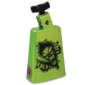 Latin Percussion LP204C-ZMG - Campanaccio Zombie Green