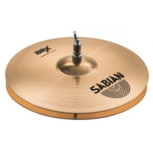 Sabian B8X Rock Hi hats 14