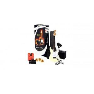 Tenson F502548 - Chitarra Elettrica ST Player Pack