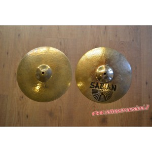 Sabian Hand Hammered HH Bright Hats 13 - Usato