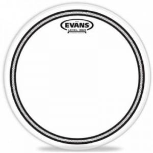 "Evans TT13EC2S EC2S - Tom Heads Clear (Trasparente) 16"""