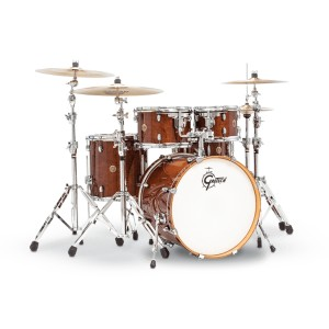 Gretsch Shell-Set Catalina Maple - CM1-E605-WG Walnut Glaze