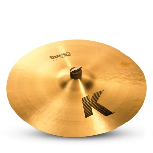 Zildjian K Dark Thin Crash 17