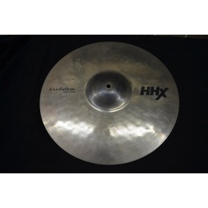 Sabian HHX evolution crash 17 Brilliant - Usato