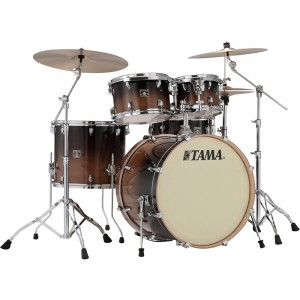 Tama CL52KRS-CFF - Shell kit - Finitura Coffee Fade - Batteria 5 pezzi