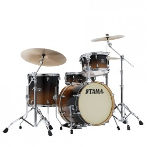 Tama CL48S-CFF - Shell kit - Finitura Coffee Fade - 4 Pezzi