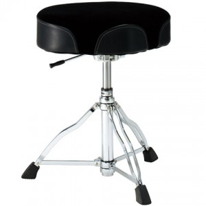 Tama HT750C - 1st Chair Ergo - Rider Hydraulix - Triangolare - 3 gambe