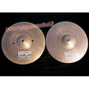 UFIP Natural Series Medium Hi Hat 14