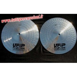 UFIP Rough Series Wave Hi Hat 14