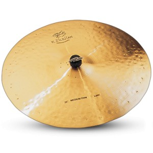 Zildjian K Constantinople Medium Thin Low ride 20
