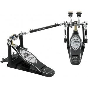 Tama HP900FSWN - Iron Cobra Flexi Glide - Doppio Pedale - A cinghia