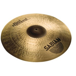 Sabian Hand Hammered Raw Bell Dry ride 21